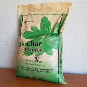 CharGrow Biochar Planter 20qt bag