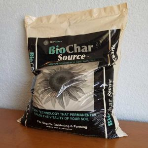 CharGrow Biochar Source 20qt bag